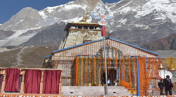 Best Places to visit in Kedarnath