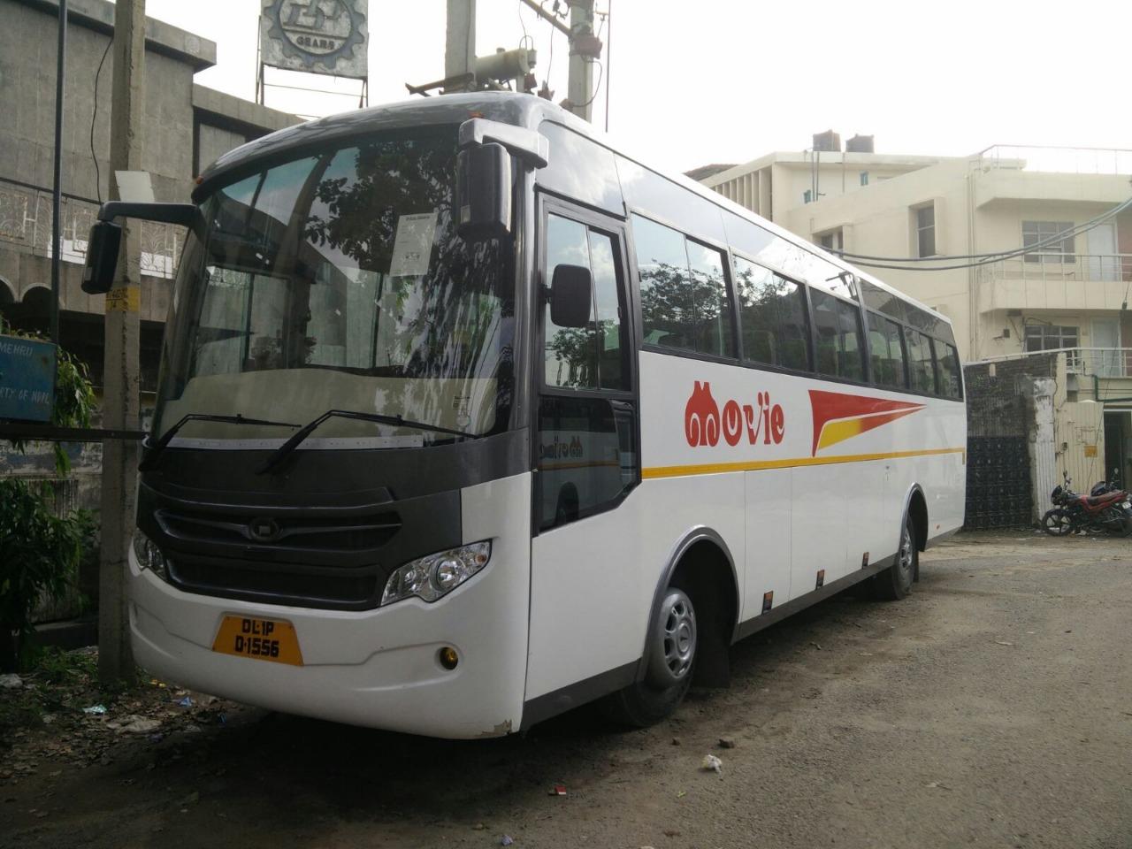Tata 45 seater coach