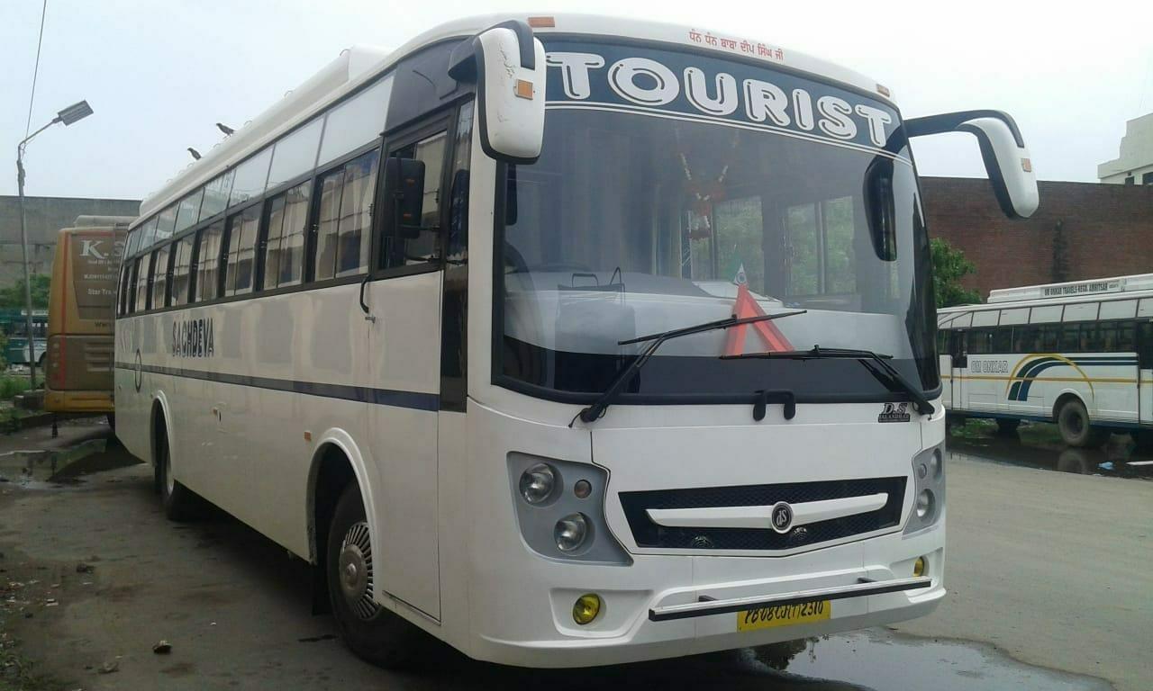 Tata 35 Seater Luxury Coach
