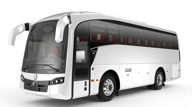 Volvo 45 Seater Luxury Coach