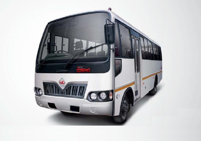 Mahindra 40 Seater Coach