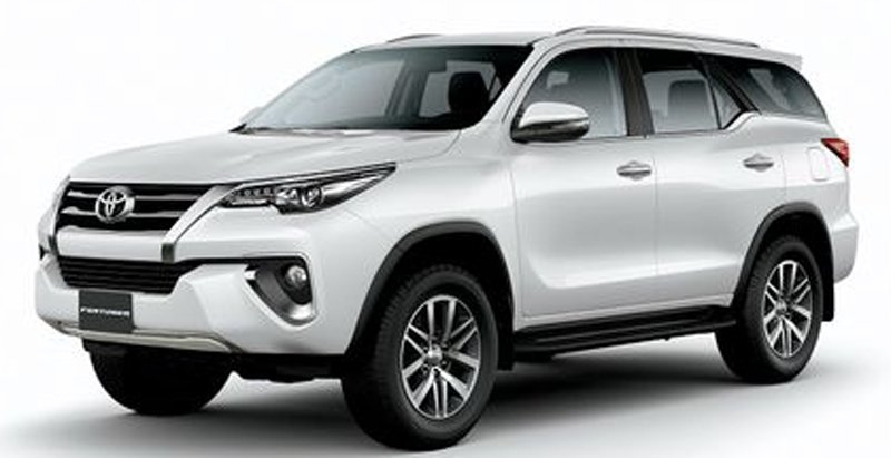 New Fortuner 2018