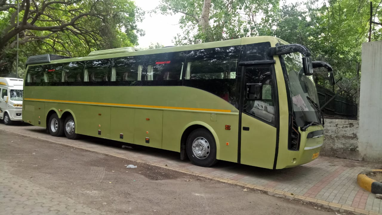 Volvo 49 Seater Multi Axle Luxury Coach