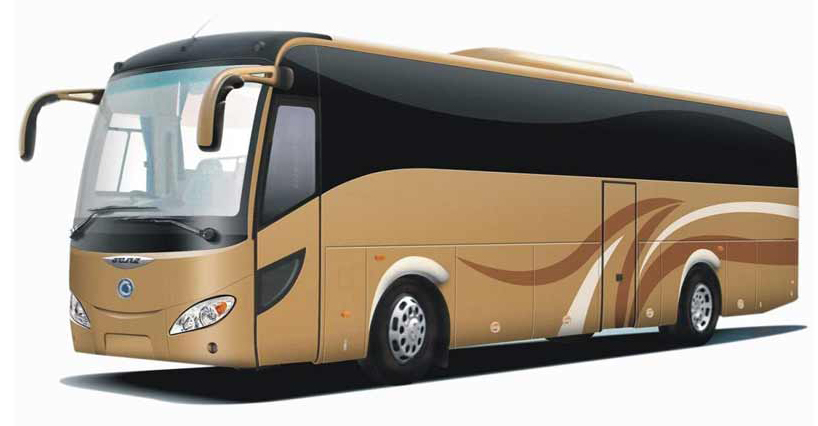 Volvo 41-Seater Luxury coach
