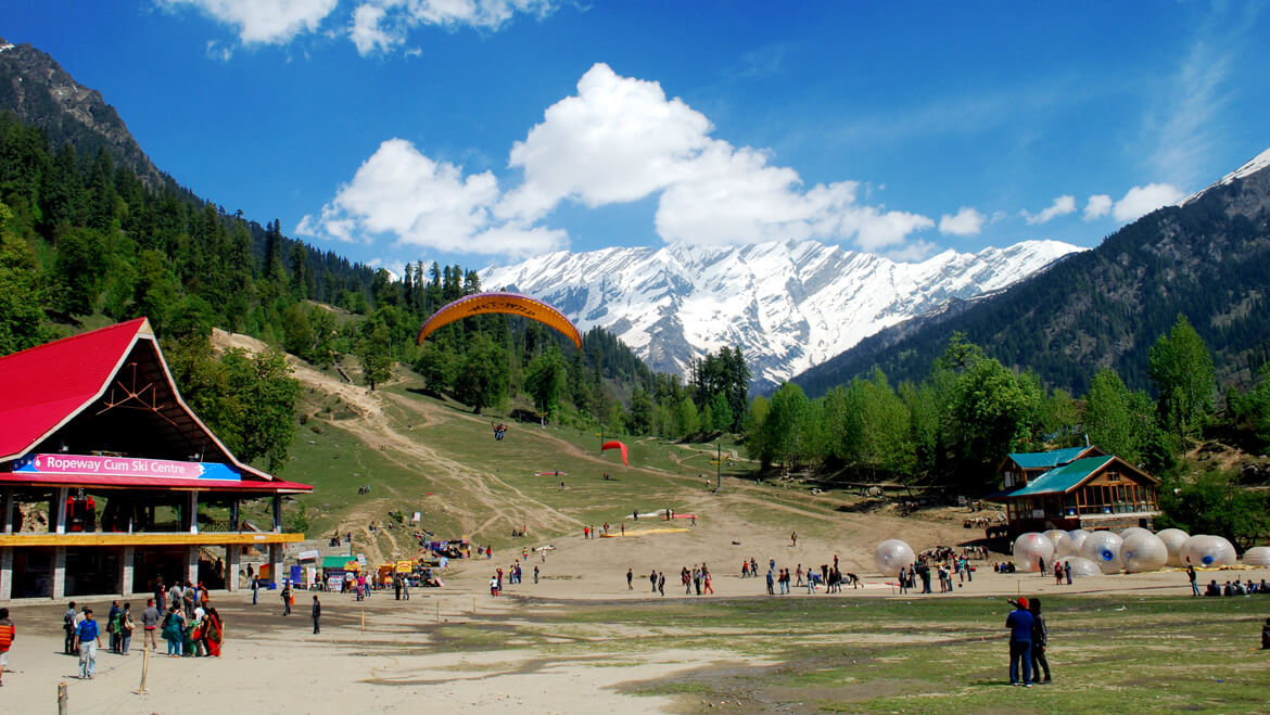 WEEKEND MANALI TRIP
