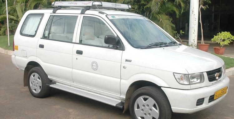 Outstation Car Rental