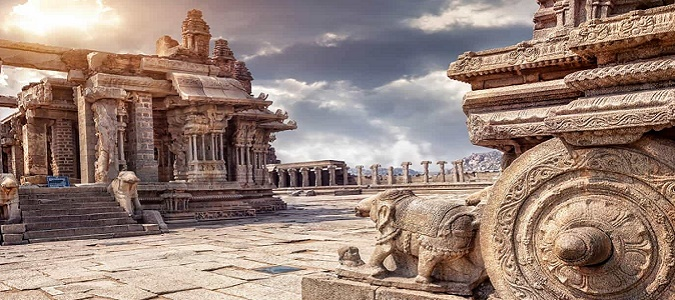 Hyderabad to Hampi Car Rental Services - Best Deal
