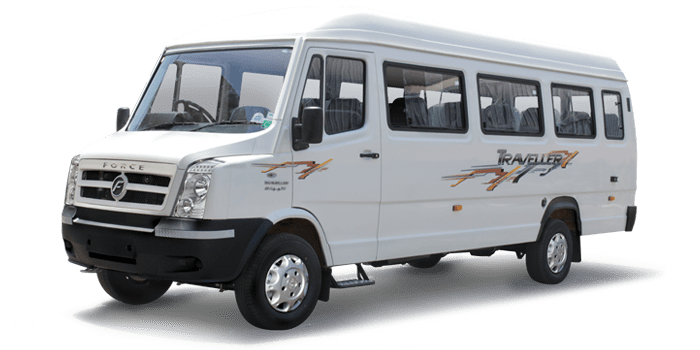 12 Seater Budget Tempo Traveller