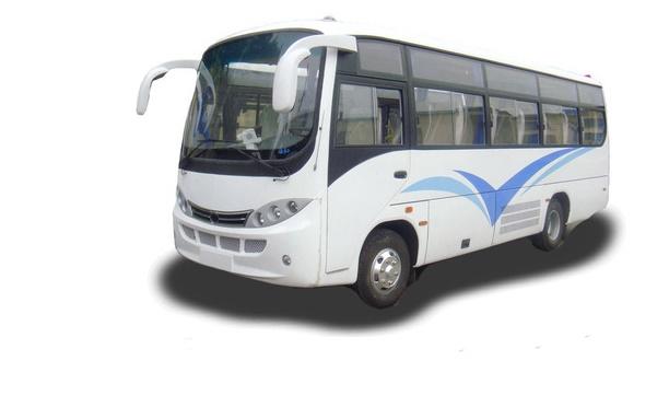 Tata 27 Seater Luxury Coach