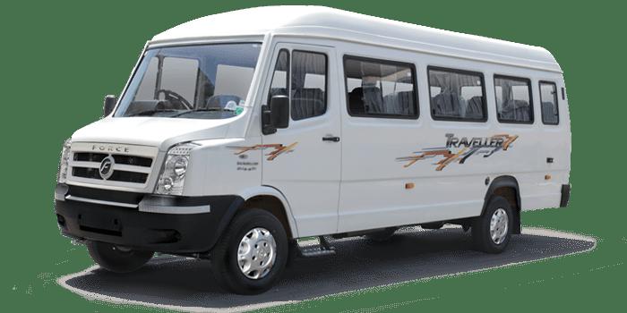 16 seater Luxury  Tempo Traveller
