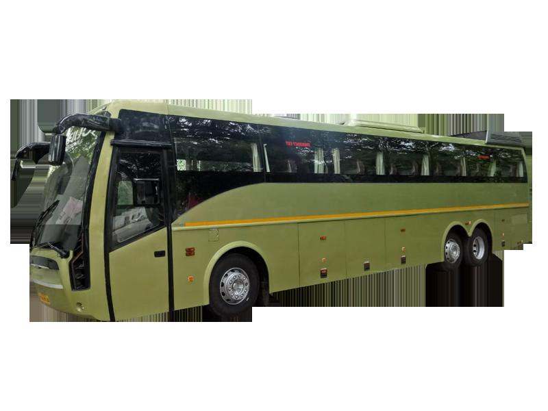 Volvo 49-Seater Multi Axle Luxury Coach