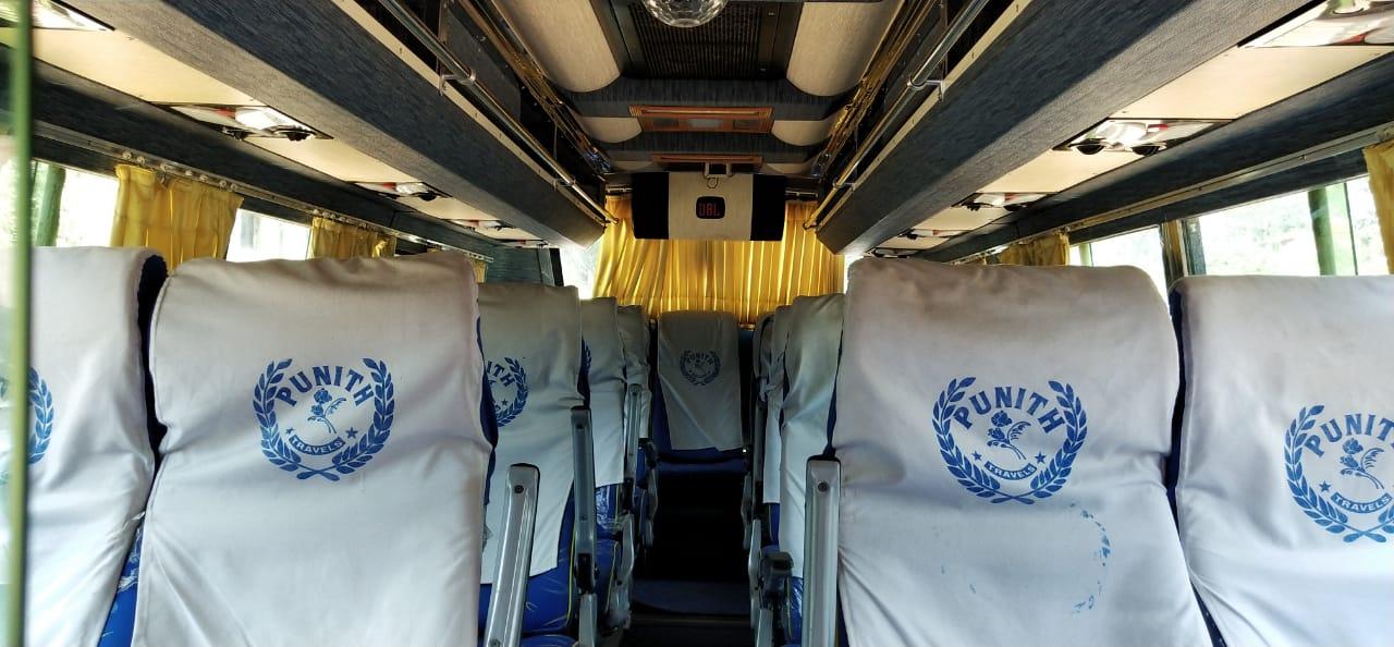 ISUZU 21 Seater Coach hire in Delhi