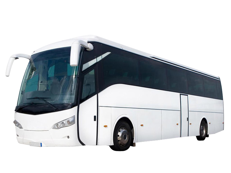 Volvo 45-Seater Luxury Coach on rent in delhi