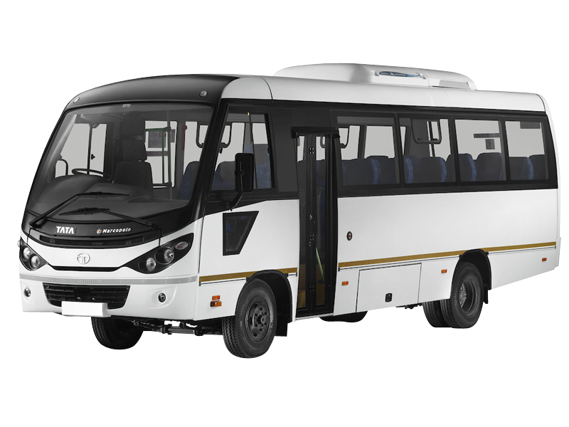 27 Seater Luxury Coach, Tata 27 Seater Luxury Coach on rent in delhi